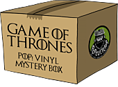 Funko Poplandia Mystery Box - Game of Thrones (Box of 6 Mystery Funko Pop! Vinyl Figures)