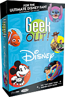Geek Out! - Disney Edition Board Game