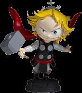 Thor-Animated-Statue
