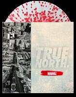 Maundz - True North 2xLP Vinyl Record (Clear with Blood Red Splatter Vinyl)