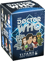 Doctor Who - 11th Doctor Geronimo Titan Vinyl Mini Figures Blind Box Display (20 Units)