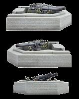 Dust - Allies Field Phaser Bunker