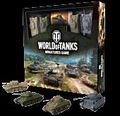 World of Tanks - Starter Set Miniatures Board Game