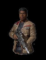 Star Wars Episode VII: The Force Awakens - Finn 1/6th Scale Mini Bust 1