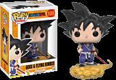 Goku and Flying Numbus Pop! Vinyl Figure