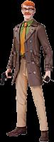 "Batman - Commissioner Gordon 7"" Designer Action Figure"