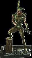 "Green Arrow - Green Arrow Metallic 6"" Mini Statue"