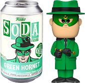 The Green Hornet (1966) - Green Hornet Vinyl SODA Figure in Collector Can by Funko