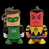 DC Comics - WriteEms! Green Lantern Vs Sinestro (Wave A)