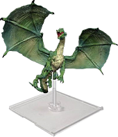 Dungeons and Dragons - Attack Wing Green Dragon Expansion (Wave 1)