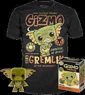 Gremlins - Gizmo as Gremlin Funko Pop! Vinyl Figure & T-Shirt Box Set