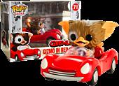 Gremlins - Gizmo with Car Funko Pop! Rides Vinyl Figure.