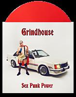 Grindhouse - Sex Punk Power LP Vinyl Record (Indie Exclusive Red Coloured Vinyl)