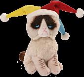 "Grumpy Cat Court Jester 5"" Beanie Plush"