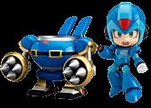"Mega Man X - Mega Man X & Rabbit Ride Armor 4"" Nendoroid Action Figure Bundle (Set of 2)"