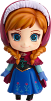 "Frozen - Anna 4"" Nendoroid Action Figure"