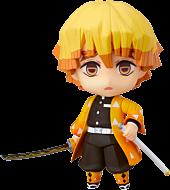 "Demon Slayer - Zenitsu Agatsuma 4"" Nendoroid Action Figure"