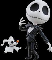 "The Nightmare Before Christmas - Jack Skellington 4"" Nendoroid Action Figure"