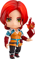 "The Witcher 3: Wild Hunt - Triss Merigold 4"" Nendoroid Action Figure"