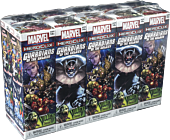 Heroclix  - Marvel - Guardians of the Galaxy Booster Brick (10 Packs)
