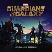 Guardians of the Galaxy - 2015 Wall Calendar