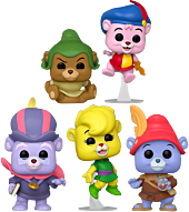 Adventures of The Gummi Bears - Bouncing Here & There & Everywhere Pop! Vinyl Bundle (Set of 5)