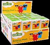 """Sesame Street - Series 1 Blind Box Suprise 3"""" Plush (Display of 24)"""