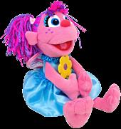 "Sesame Street - Abby Cadabby with Flower 11"" Plush"