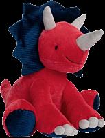 "Gund - Carson the Triceratops 12"" Plush"