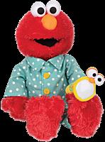 "Sesame Street - Bedtime Elmo with Glow-in-the-Dark Pyjamas 12"" Plush"