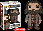 "Harry Potter - Rubeus Hagrid 6"" Super Sized Pop! Vinyl Figure"