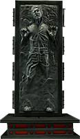 Han Solo in Carbonite 1/6th Scale Action Figure