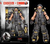 "Evolve - Hank Legacy 6"" Action Figure"