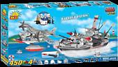 Navy - 450 Piece Naval Harbour Patrol