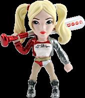 "Harley Quinn 4"" Metals Die-Cast Bare Metal Exclusive Action Figure"