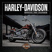 Harley Davidson - 2015 Wall Calendar