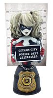 "Harley Quinn Mugshot 6.5"" Bust"