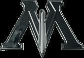 Harry Potter - Ministry of Magic Premium Chrome Emblem