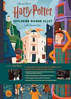 Harry Potter - Exploring Diagon Alley Hardcover Book