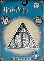 Harry Potter - Deathly Hallows Logo Lensed Emblemv