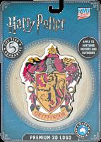 Harry Potter - Gryffindor Logo Lensed Emblem