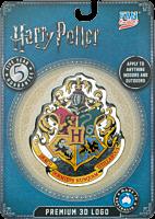 Harry Potter - Hogwarts Logo Lensed Emblem