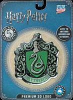 Harry Potter - Slytherin Logo Lensed Emblem