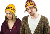 Harry Potter - Gryffindor Reversible Knit Beanie Main Image