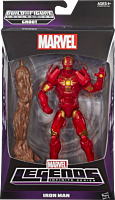 "Guardians of the Galaxy - Iron Man 6"" Marvel Legends Infinite Series Action Figure"