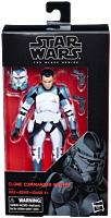 "Star Wars: The Clone Wars - Commander Wolffe Black Series 6"" Action Figure"