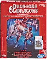 Dungeons and Dragons - Stranger Things Edition Starter Set