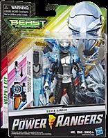 "Saban's Power Rangers - Beast Morphers Silver Ranger 6"" Action Figure"