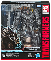 "Transformers: The Ride 3D - Leader Megatron Studio Series 9"" Action Figure"