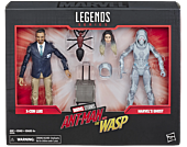 """Ant-Man and the Wasp - X-Con Luis & Marvel's Ghost Marvel Legends 6"""" Action Figure 2-Pack"""